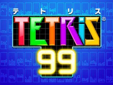 Nintendo Switch Onlineの12か月利用券付きの「テトリス99」がパッケージ版として発売決定!