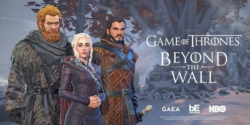 大人気海外ドラマ原案の『ゲーム・オブ・スローンズ Beyond the Wall』の配信日が決定! オリジナルストーリーが楽しめる!