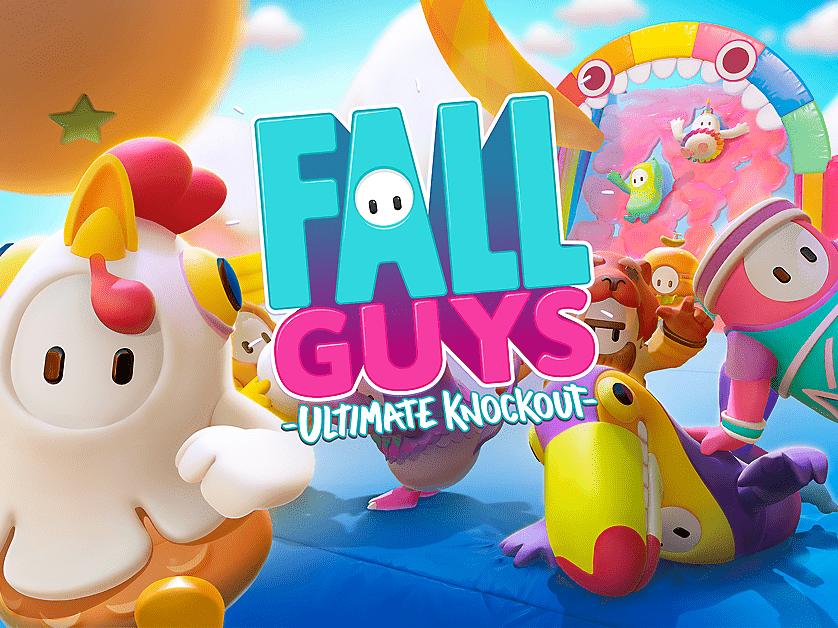 この夏は『Fall Guys』で遊ぼう!新感覚バトロワゲームの魅力とは?
