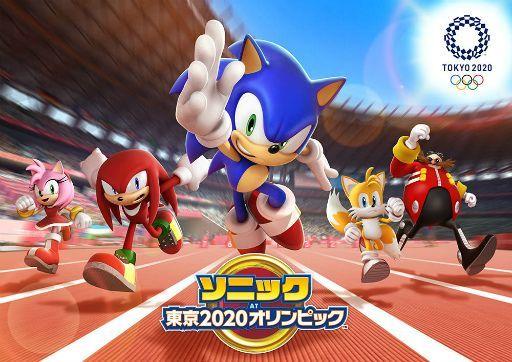スマホ版『ソニック AT 東京2020オリンピック』が5月7日に配信決定! 事前登録受付中!