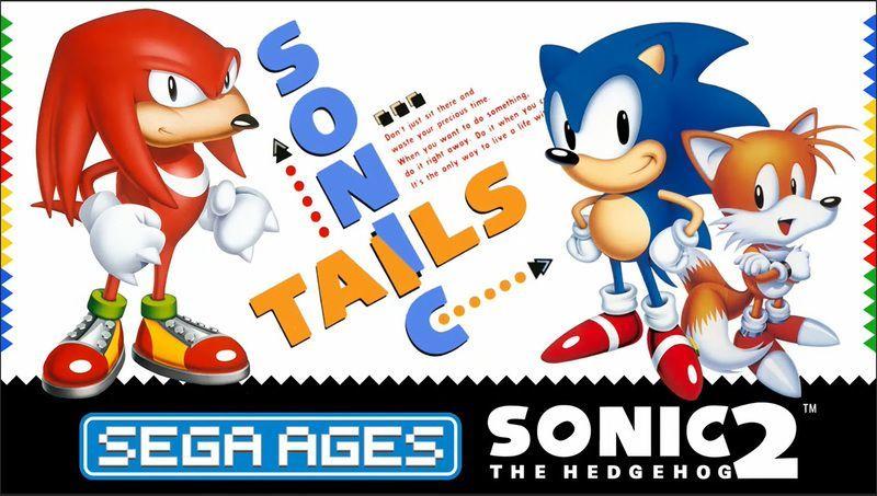 Switch用ダウンロードソフト『SEGA AGES ソニック・ザ・ヘッジホッグ2』が本日配信開始!