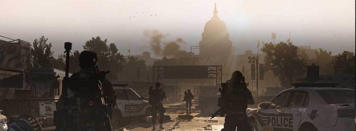 ディビジョン2ゲーム画像