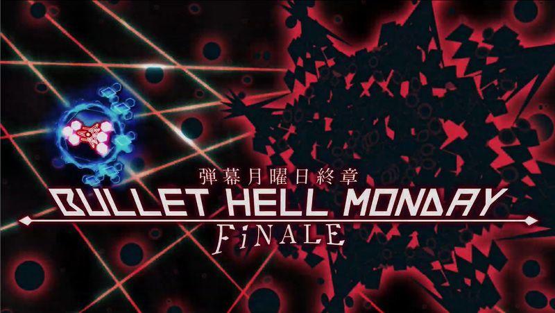 スマホ向け弾幕STG『弾幕月曜日終章 / Bullet Hell Monday Finale』が4月13日に配信決定!事前登録も受付中!