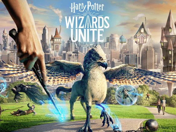 新たな位置情報ゲーム「ハリー・ポッター:魔法同盟」が正式リリース!!魔法を駆使して魔法界を救おう!