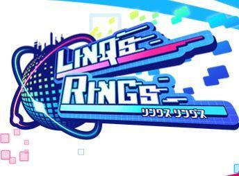 陣取りアクションゲーム「リンクスリングス」の事前登録者数が50万人を突破!