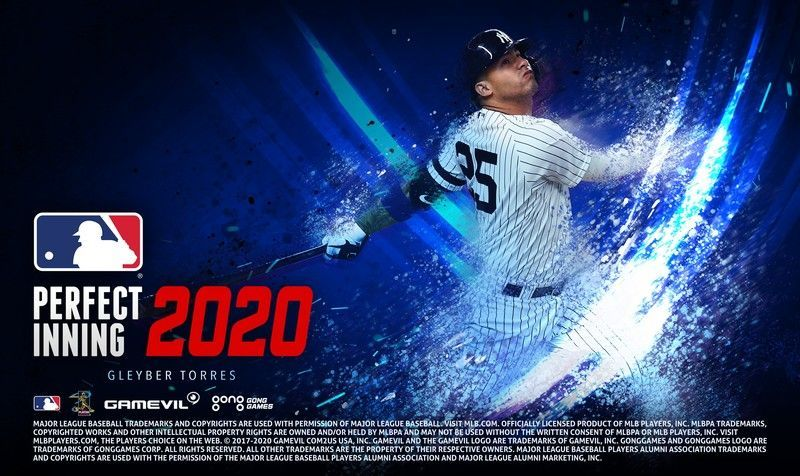 累計2000万DLを超える大人気モバイル野球ゲームシリーズの新作『MLBパーフェクトイニング2020』が世界同時に配信開始!