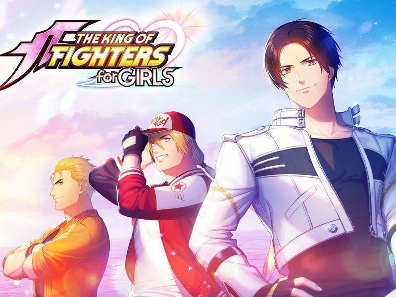 乙女向けのKOF「THE KING OF FIGHTERS for GIRLS」が事前登録開始!