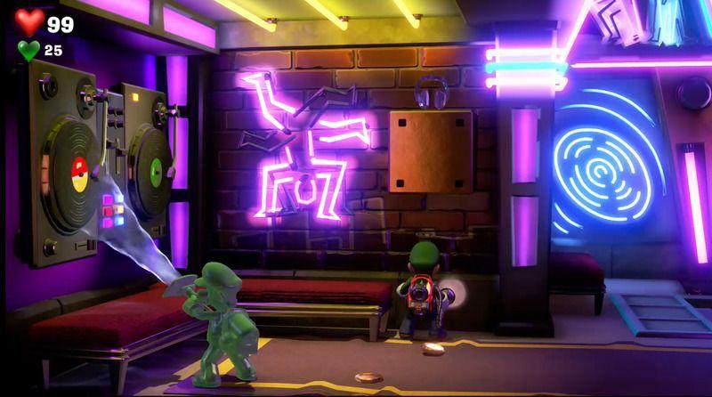 ルイージ マンション 3 14 階 宝石 14階 紫色の宝石|ルイージマンション3