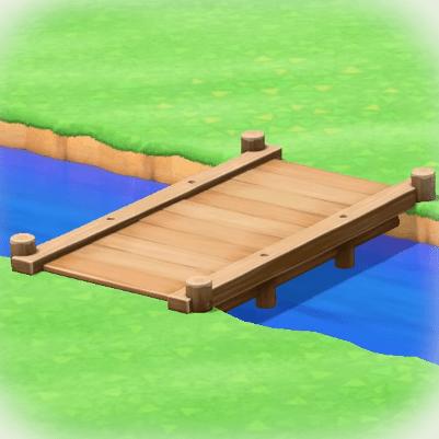あつ 森 橋 種類