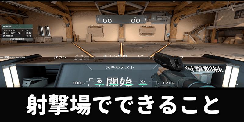apex 射撃 訓練 場 bot