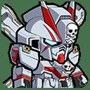 ★4/支援 クロスボーン・ガンダムX-0(シリーズ:機動戦士クロスボーン・ガンダム)