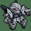 ★4/攻撃型 シナンジュ・スタイン(NTver.)(シリーズ:機動戦士ガンダムNT)