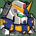 ★4/妨害 ガンダム6号機(マドロック)(シリーズ:ジオニックフロント機動戦士ガンダム0079)