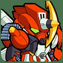 ★4/攻撃型 アンカー(シリーズ:機動戦士クロスボーン・ガンダム)