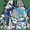 ★4/攻撃型 ユニコーンガンダムPFD(シリーズ:機動戦士ガンダムUC)