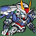★1/妨害 ダブルオーライザー(シリーズ:機動戦士ガンダム00)