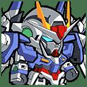 ★4/妨害 ダブルオーザンライザー(シリーズ:機動戦士ガンダム00V)