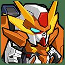 ★4/攻撃型 アリオスガンダムGNHW/M(シリーズ:機動戦士ガンダム00)