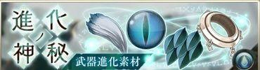 進化ノ神秘(武器):水属性
