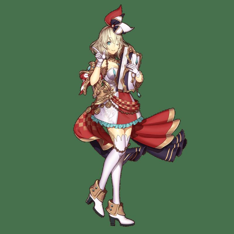 【イドラ】ナディア(ロウ)の評価・性能【ファンタシースターサーガ】