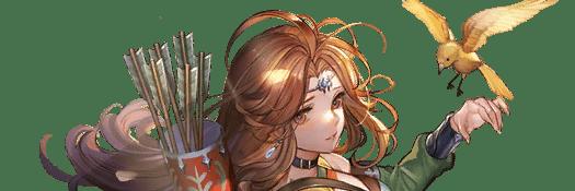 【ロマサガRS】現状でててる弓キャラってこんなもん??