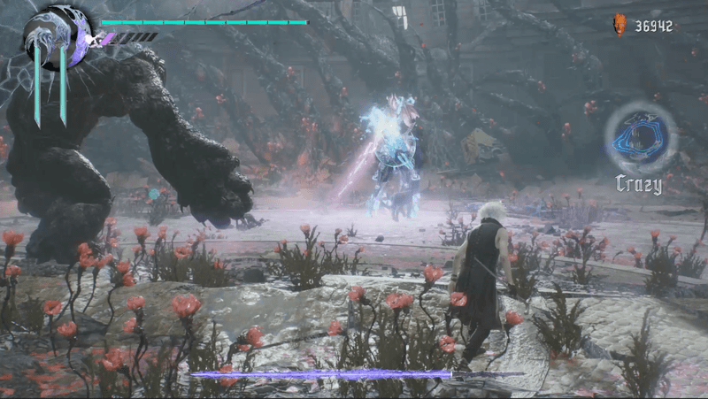 DMC 5 Elder Geryon Knight Boss Guide