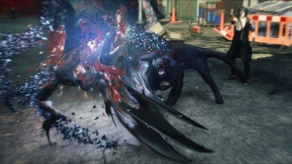 Devil May Cry 5 - V Shadow