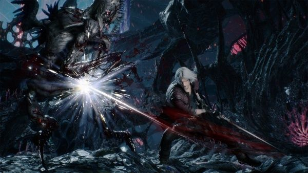 Devil May Cry 5 - Dante Rebellion