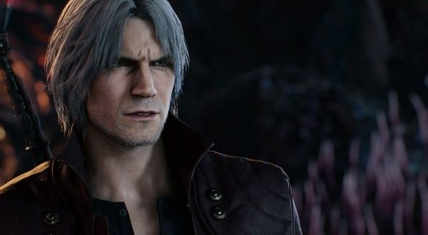 Devil May Cry 5 - Dante Character Information