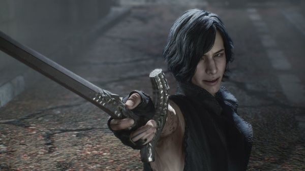 Devil May Cry 5 - V Character Information