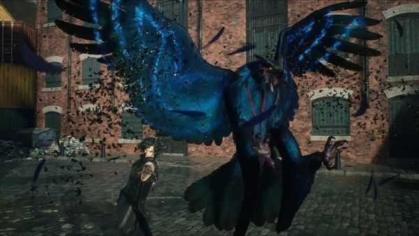 Devil May Cry 5 - V Griffon
