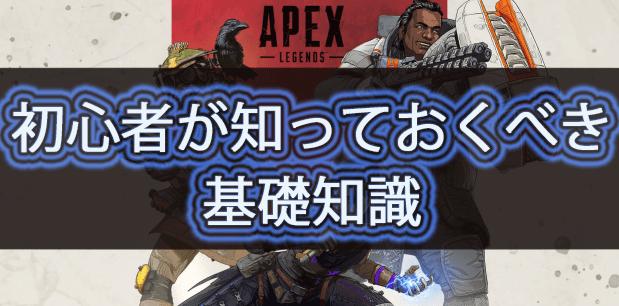 apex 初心者 サーバー
