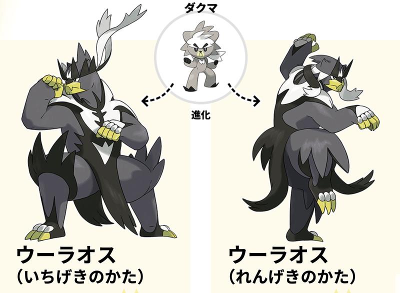 ポケモン剣盾ゴースト進化