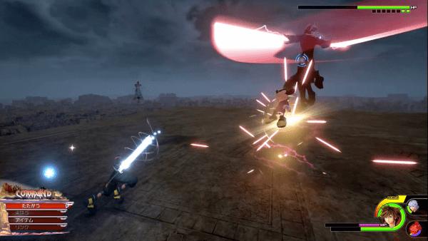 Kingdom Hearts 3 Xemnas Attack 2