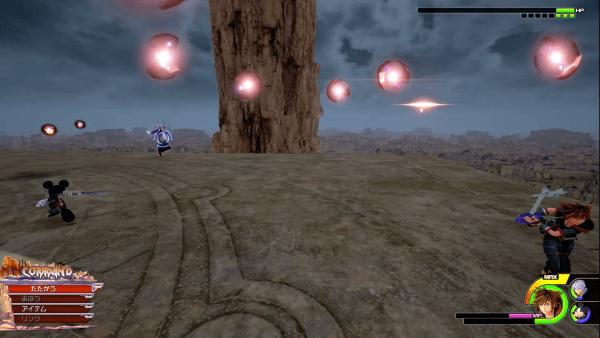 Kingdom Hearts 3 Xemnas Attack 7