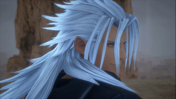 Kingdom Hearts 3 Xemnas