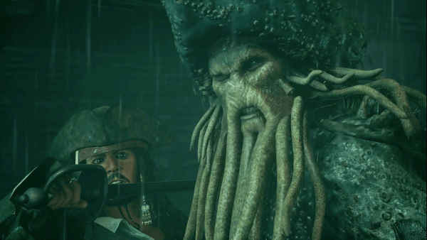 Kingdom Hearts 3 Davy Jones